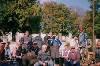 Friedhofspflege